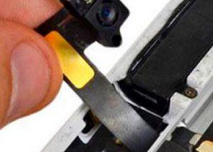 ремонт камеры планшета