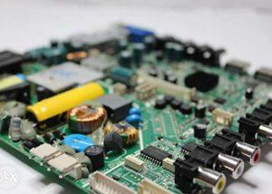 ремонт материнских плат телевизоров