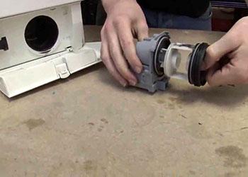 Ремонт насоса стиральной машины своими руками