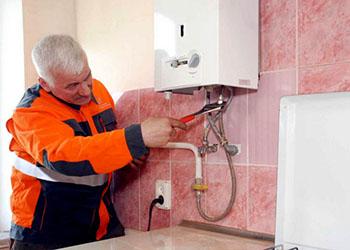 Правила установки газовой колонки