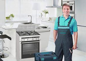 правила установки газовой плиты