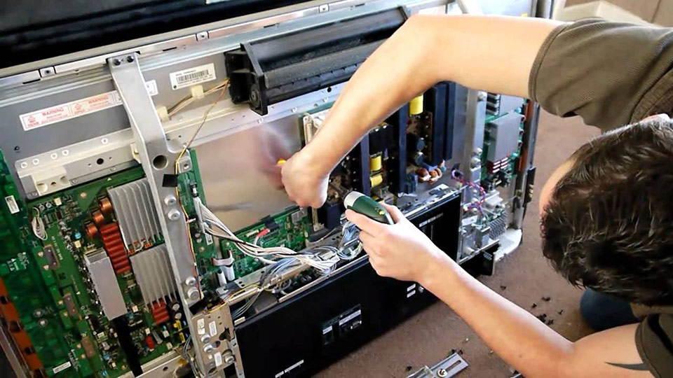 ремонт телевизора на дому в Ташкенте